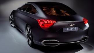 Hyundai HCD-14 Concept Genesis zaga