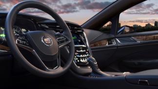 Cadillac ELR volante