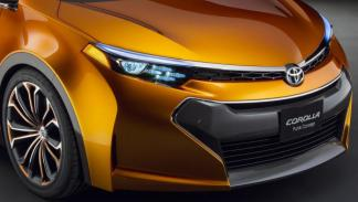 Toyota Furia parrilla