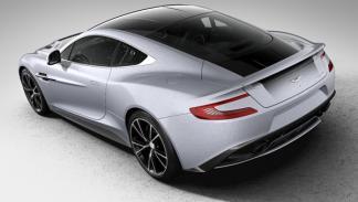 Aston Martin Vanquish Centenary Edition trasera