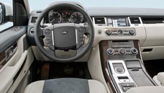 Range Rover Sport 3.0 SDV6 HSE interior