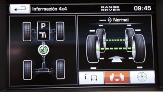 Range Rover Sport 3.0 SDV6 HSE gráfico