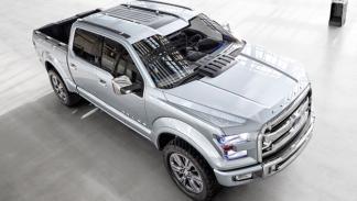 Ford Atlas Concept techo