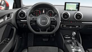 Audi A3 Sportback 1.8 TFSI 180 S tronic interior salpicadero