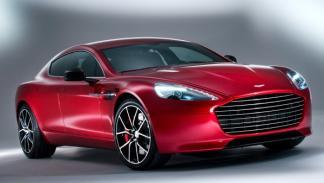 Aston Martin Rapide S delantera