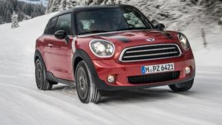 Mini Paceman ALL4, forntal