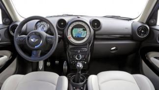 Mini Paceman ALL4, interior