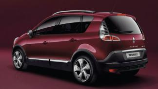 Renault Scénic XMOD estática trasera