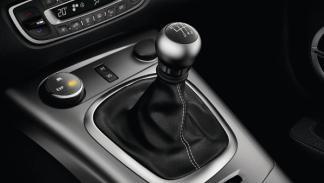 Renault Scénic XMOD interior cambio selector de tracción