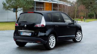 Renault Scénic 2013 trasera