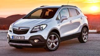 Gama Opel 2013 Mokka