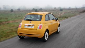 Fiat 500 1.2 Color Therapy prestaciones
