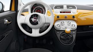 Fiat 500 1.2 Color Therapy salpicadero