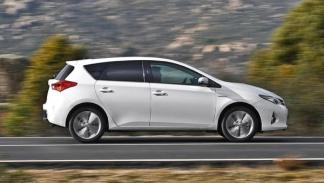 Toyota Auris Hybrid dinámica lateral