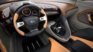 Kia Cross GT SUV salpicadero
