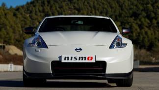Nissan 370Z Nismo morro