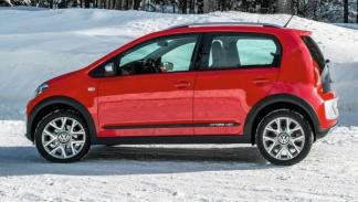 Volkswagen Cross Up!, perfil