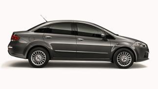Fiat Linea 2013 perfil