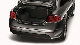 Fiat Linea 2013 maletero