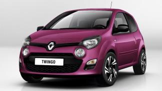 Renault Twingo coches San Valentín