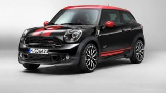 Mini John Cooper Works coches San Valentín