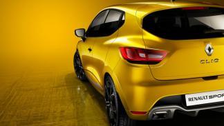 Renault Clio RS 200 EDC difusor