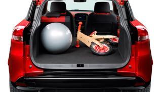 Renault Clio Estate 2013 maletero