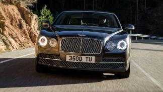 Bentley Flying Spur frontal