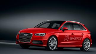 Audi A3 e-tron salon de ginebra 2013