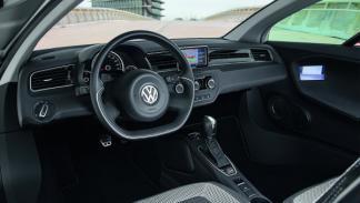 Volkswagen XL1, habitáculo