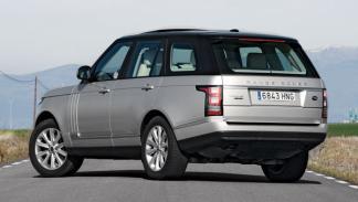 Range Rover trasera