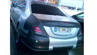 Mercedes Clase S 2013 zaga