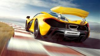 McLaren_P1_oficiales_trasera
