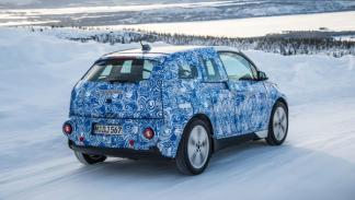 BMW i3 dinámica trasera
