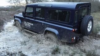 Land Rover Defender elécrico