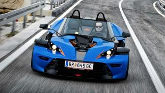 KTM X-BOW GT frontal
