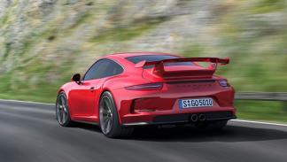 Porsche 911 GT3 2013 trasera frontal