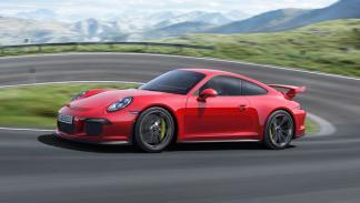 Porsche 911 GT3 2013 dinamica lateral