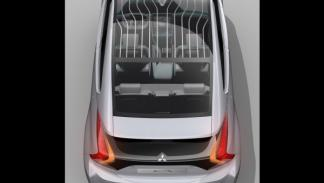 Mitsubishi CA-MIEV Concept cenital