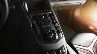 Lamborghini Aventador, interior