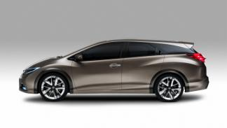 Honda Civic Tourer lateral