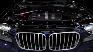 Alpina XD3 Biturbo motor salon de ginebra 2013