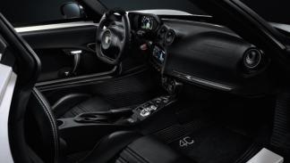 Alfa Romeo 4C Launch Edition interior Salón de Ginebra 2013