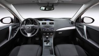 Mazda3 Iruka Salón de Ginebra interior