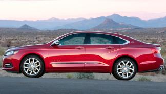 Chevrolet Impala 2014 precio