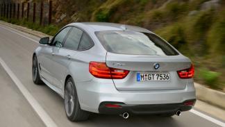 BMW Serie 3 Gran Turismo dinámica trasera