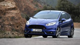 Ford Fiesta ST 2013 frontal