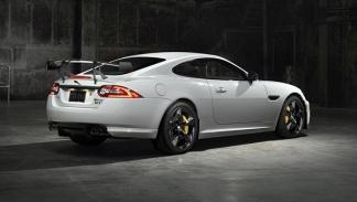 Jaguar XKR-S GT trasera