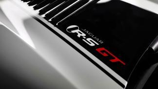 Jaguar XKR-S GT detalle capó