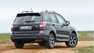 Subaru Forester 2013 trasera